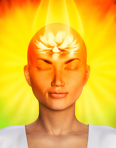 Om Sat Chit Ananda - With Brainwave Entrainment   Mantra Heaven